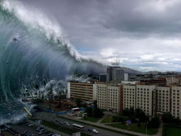 Global financial tsunami coming soon??!